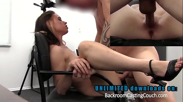 BackrommCastingCouch Teen Creampie on Casting Couch